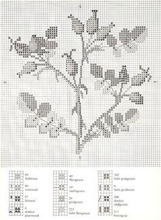 Gallery.ru / Фото #25 - Cross Stitch Pattern in Color - Mosca