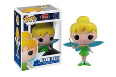 Disney Pop Figures | Tinker Bell - Disney POP! Vinyl Figure Follow This Board for more Pop Television Figures (:
