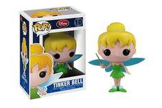 Disney Pop Figures   Tinker Bell - Disney POP! Vinyl Figure Follow This Board for more Pop Television Figures (: