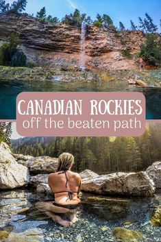 If you're looking for things to do in the Canadian Rockies this summer, travel off the beaten path! Inside you'll find an itinerary (or road trip idea) with some of the best places to enjoy an outdoor adventure or a quiet nature-focused trip. Places To Travel, Places To See, Travel Destinations, Travel Europe, Time Travel, Banff, Alberta Travel, Hotels, Canadian Rockies