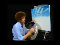 Bob Ross - Painting Clouds