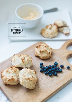 Classic biscuits: http://www.stylemepretty.com/living/2015/02/12/our-favorite-breakfasts-in-bed-for-v-day/