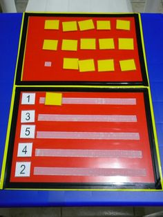 TEACCH- quantitative concepts lots and lots of stuff. This site is in Spanish, but the pictures are great! Preschool Math, Kindergarten Math, Fun Math, Life Skills Classroom, Autism Classroom, Autism Activities, Classroom Activities, Teaching Tools, Teaching Math