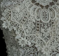 Serious lace!
