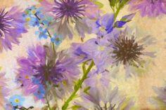 Art on canvas, floral art, abstract. Artist ricki mountain . Publisher @Fine Art Express Hospitality Art