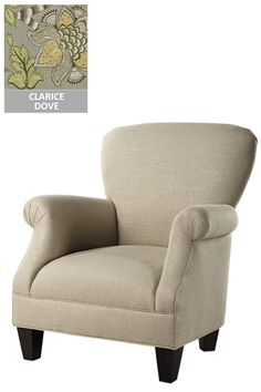Kenter Classic Chair - Arm Chairs - Living Room Furniture - Furniture | HomeDecorators.com