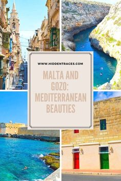 Malta and Gozo are versatile islands. You find there lots of natural beauty and interesting architecture. Discover the Maltese islands with me in my travel blog article! #Malta #Gozo #traveltips #travelersnotebook #Europe