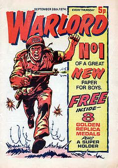 warlord comic - Google Search