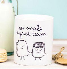 Mok - We make a great team