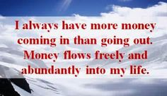 Image Search Results for money affirmations… Famous Quotes For Success Prosperity Affirmations, Money Affirmations, Positive Affirmations, Healing Affirmations, Positive Mindset, Positive Thoughts, Positive Quotes, Success Mindset, Spiritus