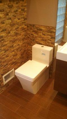 Square toilet!!!