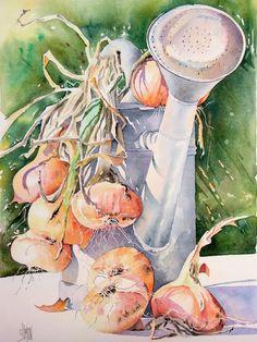 Joël SIMON watercolor - Google Search