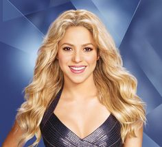 La sonrisa de Shakira