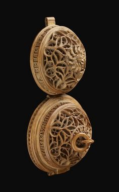 """Incredible wood carving named """"Prayer Nuts"""". What do you think? #art #design #prayernuts #nuts #wood #carvedwood #carving #carvingwood"""