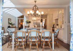 dining area | Lisette Voûte Designs