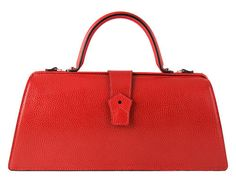Red Bag by Hester Van Eeghen via design-milk #Handbag #Hester_Van_Eeghen #design_milk