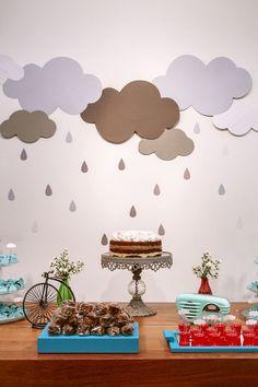 Mesa de Festa Nuvem