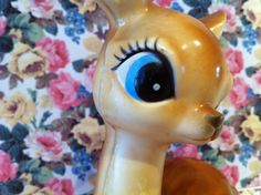 Vintage Kitsch Deer Bambi Babycham