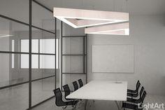LightArt | Connected Concept - Triangles | LightArt