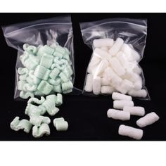 Packing Peanuts - AgClassroomStore at USU Punnett Square Activity, Student Engagement, Biodegradable Products, Packing, Peanuts, Students, Simple, Ethnic Recipes, Classroom Resources