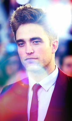 Robert Pattinson at the Eclipse premiere