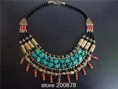 Купить товарTnl575 подлинная тибетской ювелирные изделия оптовая продажа поставщик тибетский красочный коралл бирюзовый многослойная ожерелье из бисера новое поступление в категории Кольена AliExpress.           Удивительные тибетской красочные камень бисером длинное ожерелье. * Ручной.  * Изготовлен из красочные к
