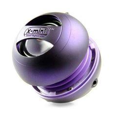 Xmini Capsule Speaker Purple