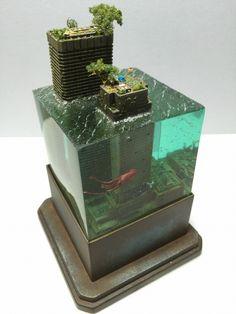 MASAKI's Blog: Under the sea diorama