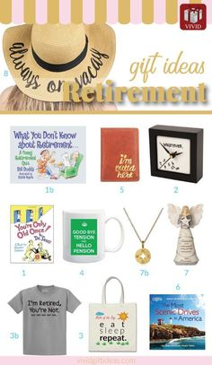 Retirement Gifts For Women and Men. Suitable for coworkers, bosses, teachers, mom, dad. Teacher Retirement Gifts, Retirement Parties, Teacher Gifts, Retirement Ideas, Gifts For Him, Gifts For Women, Unique Gifts, Best Gifts, Classic Books