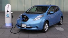 #NissanLeaf el primer auto totalmente #eléctrico de México