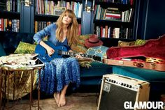 Taylor Swift for Glamour US, March 2014