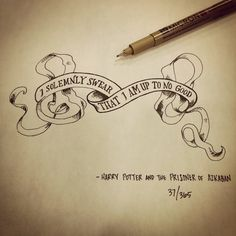 (And Harry Potter, of course.) | This Artist Drew 365 Movie Quotes And They're…