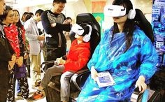 An awesome Virtual Reality pic! My colleagues and I have been working on this VR project for months and finally it could be experienced by the public! #UABB #exhibition #architecture #urbanism #shenzhen #hongkong #VR #virtualreality by shihuisandoval check us out: http://bit.ly/1KyLetq