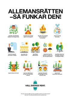 Find out more about Allemansrätten, or the freedom to roam in Sweden! Science Lessons, Life Lessons, Learn Swedish, Swedish Language, Code Of Conduct, Lema, Nature Study, Teaching Materials, Teaching Tools