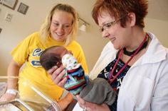 Hospitals teach, offer resources for new moms