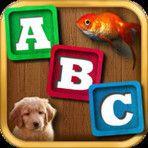 Stava ABC - Ljuda och skriv ord med läggbokstäver Digital Media, Google Play, Kids Learning, Android, Education, Reading, Appar, Blogg, Ipad App