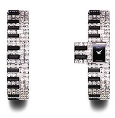 Piaget secret piano watch.  I'd need glasses to see the time, but I love it.  :)