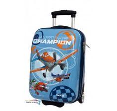 3fe913ba9842f Cestovný kufor ABS Planes Champion 48cm Planes, Abs, Champion, Suitcase,  Airplanes,