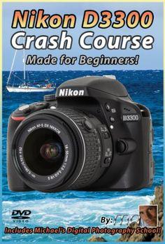 Nikon D3300 Crash Course Training Tutorial DVD | Made for Beginners! null http://www.amazon.com/dp/B00JREDEDA/ref=cm_sw_r_pi_dp_WtfCub0XPY2WM