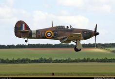 Hawker Hurricane G-HURI