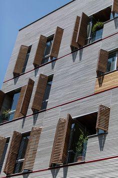 Gallery - Andarzgoo Residential Building / Ayeneh Office - 6