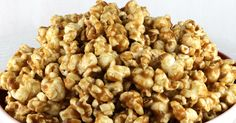 Our Easy Homemade Caramel Corn is a family favorite.  It is super yummy and super easy. And you don't need Corn Syrup for this recipe.