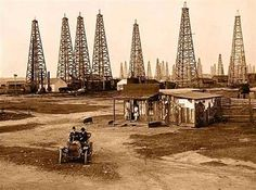 Spindletop fields, outside Beaumont