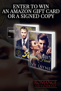 https://romancedevoured.com/giveaways/win-author-ivy-layne/?lucky=311803  Win Signed Copies or a $25 Amazon Gift Card from Bestselling Author Ivy Layne