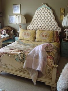 french style interior vintage french bedroom