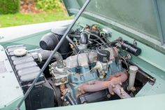 1948 Land Rover Series I Chassis #149 Side Plate Engine For Sale