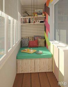 Examples for Small Balcony Decoration, . - Phoebe Home Room Design Bedroom, Bedroom Decor, Closet Bedroom, Small Balcony Design, Narrow Living Room, Small Tiny House, Small Closets, Tiny Apartments, Trendy Bedroom