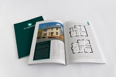 Great Idea To Have A Property Brochure Stand Out Several Property