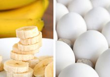 50 Awesome Pre & Post-Workout Snacks - would be a good idea to post this list on fridge