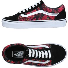 Vans Sneakers ( 89) ❤ liked on Polyvore featuring shoes 2e2b1c6bdc6
